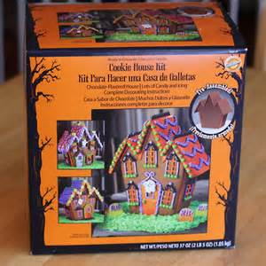 haunted cookie house kit from wilton from the oven