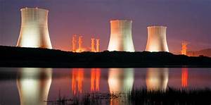 The ranking of top nuclear power producing countries