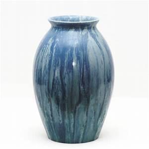 Vase Villeroy Und Boch : tall villeroy boch drip glaze vase luxembourg 1920 ~ A.2002-acura-tl-radio.info Haus und Dekorationen