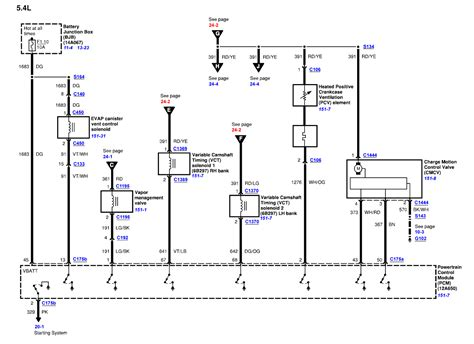 ford evap system diagram wiring diagram
