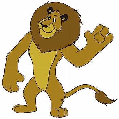 Alex Madagascar Cartoon Lions Lion Clipart Draw