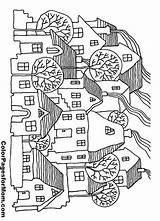 Coloring Pages Colouring Adult Coloriage Colorpagesformom Fuller Drawing Dessin Books Fb Grown Adults Sheets Mandala Buildings Print Sample Groups Join sketch template