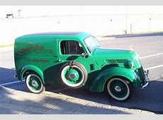 1950 Ford Anglia Overview CarGurus