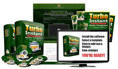 turbo instant niche templates turbo instant niche templates review high quality software