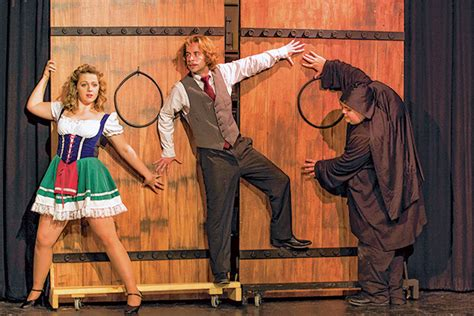 Complete soundtrack list, synopsys, video, plot review, cast for young frankenstein show. 'Young Frankenstein' brings film parody to MRT - Hilton Head Sun