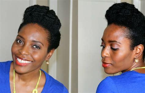 hair styles for 4c hair 4 hairstyles for 4c hair