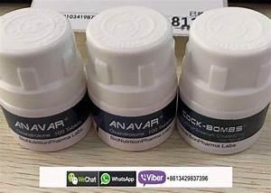Anavar Oxandrolone 25mg Cas 53