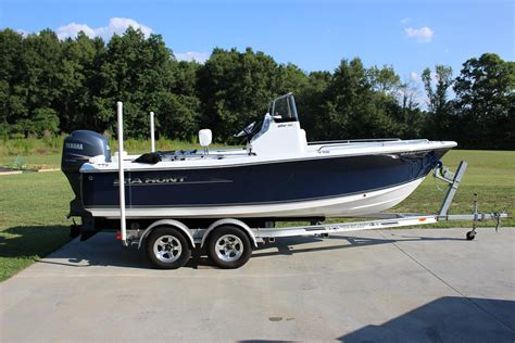 Sea Hunt Boats Triton 202 by 2011 Sea Hunt Triton 202 For Sale The Hull