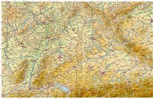 Deutschland Physische Karte : diercke weltatlas kartenansicht deutschland s dlicher teil physische karte 978 3 14 ~ Watch28wear.com Haus und Dekorationen