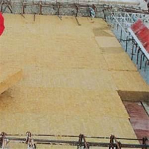 Isolation Dalle Beton Sur Terre Plein : isolant en laine de roche cf pour fond de coffrage ou ~ Premium-room.com Idées de Décoration