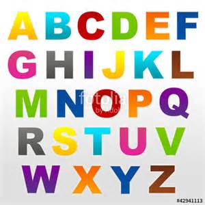 Image Gallery Lettre Alphabet