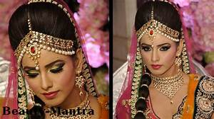 Bridal Hairstyle For Long Face Indian HairStyles
