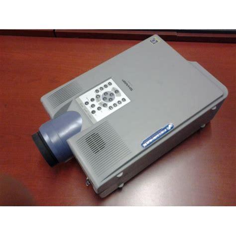 sharp xg nv6xu notevision 6 digital lcd projector expired
