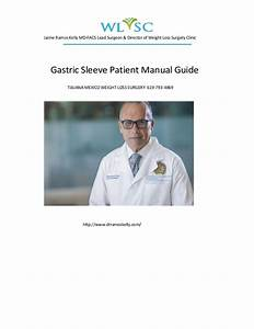 Gastric Sleeve Manual Guide
