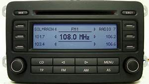 Golf 5 2006 Radio : vw rcd300 1k0035186g 9 18438 8151g h02 00 vwz2z2 ~ Kayakingforconservation.com Haus und Dekorationen