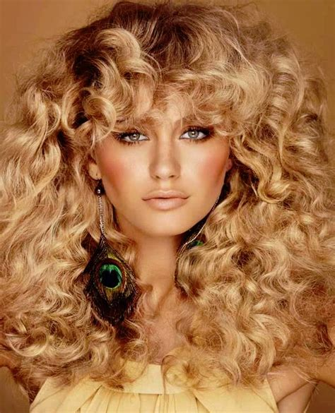 70s Curly Hairstyles by Iconic 70s Hairstyles For Modern Day Disco