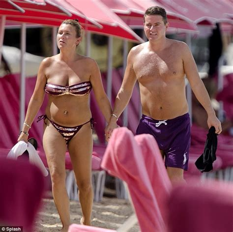 swim shorts for tricia penrose suns it up with barbados
