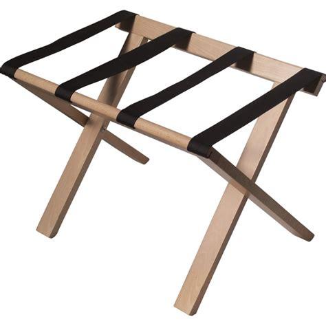 porte valise chambre porte bagages en bois de fabrication française