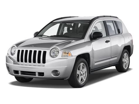 2009 Jeep Compass Reviews And Rating