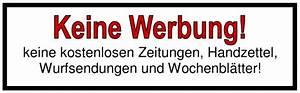 Briefkasten Keine Werbung : file aufkleber keine werbung wikimedia commons ~ Orissabook.com Haus und Dekorationen