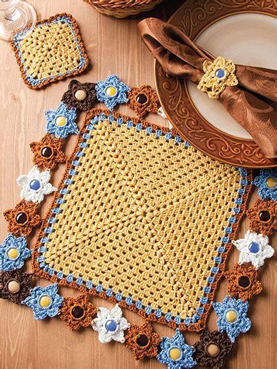 Crochet   Home & Kitchen   Kitchen   Kitchen Sets   Place