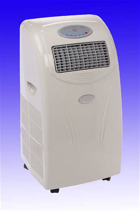 portable air conditioner  btu heat pump damaged packaging
