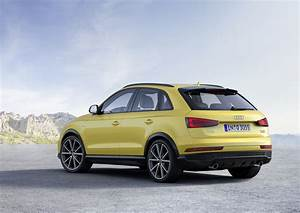 Audi Q3 Versions : 2018 audi q3 will have rs tdi version 3 cylinder engines autoevolution ~ Gottalentnigeria.com Avis de Voitures
