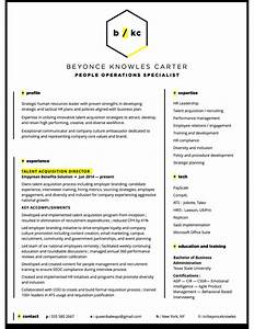 Talent Acquisition Cover Letter Professional Resume Writing Services Resume Design