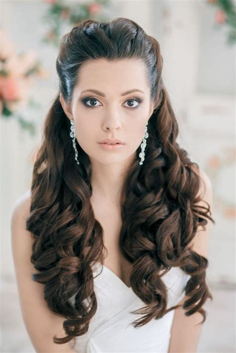 Wedding Styles For Long Hair Wedding Hairstyles For Long