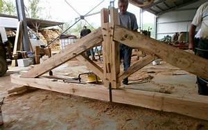 Ferme De Charpente : ferme en bois charpente j cherence ~ Melissatoandfro.com Idées de Décoration