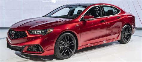 acura tlx 2020 horsepower review redesign engine and