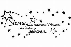 Sterne Vom Himmel : wandtattoo sterne motiv ~ Lizthompson.info Haus und Dekorationen