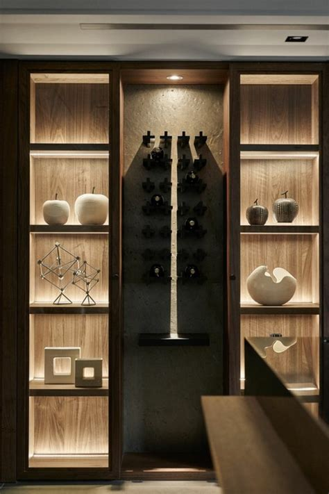 display with lights the indirect lighting in the context of the trends