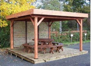 comment faire une tonnelle en bois maison design bahbe