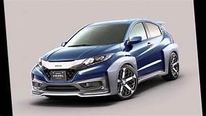 Honda Vezel Mugen Concept  U0026quot Wide Body Kit U0026quot  2014
