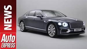 New 2020 Bentley Flying Spur - Bentley's most luxurious