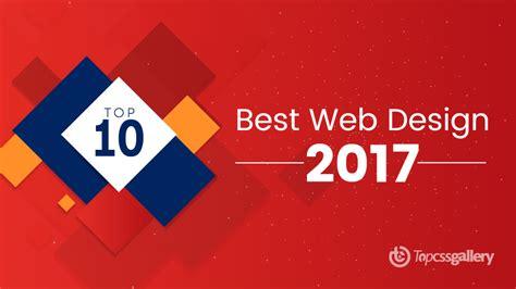 best web font top 10 best website design of 2017 top css gallery