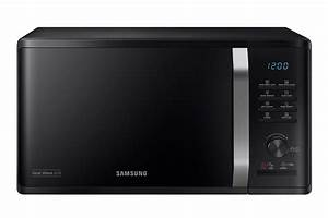 Mw3500k Microwave Oven With Heat Wave Grill  23l