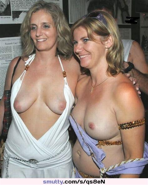 Topless Moms Milfs