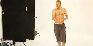 Charlie Hunnam Cast in 50 Shades of Grey Reaction ...
