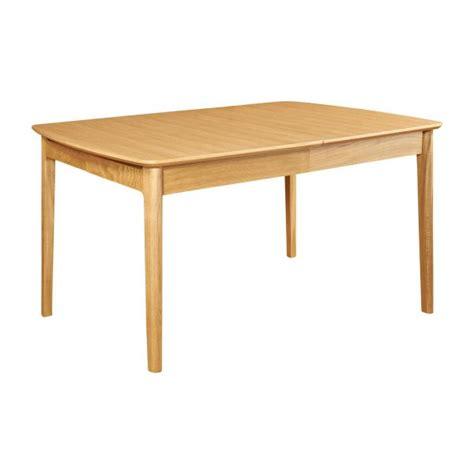 table de cuisine habitat my table de salle à manger extensible en frêne habitat