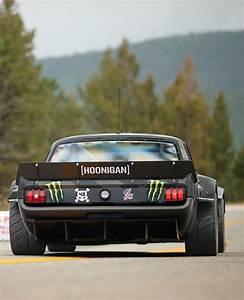 Hoonigan Ford 'Hoonicorn' Mustang (47 фото) - красивые картинки