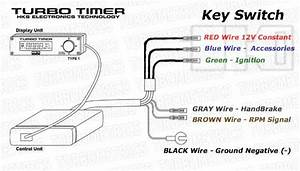 Turbo Timer Wires