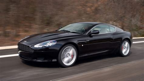 Aston Matin Car :  Aston Martin Db9 Photos Hd