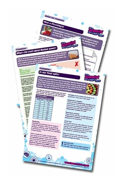 Sheets Sheet Sample Scientist Infosheets Physiologist Meet