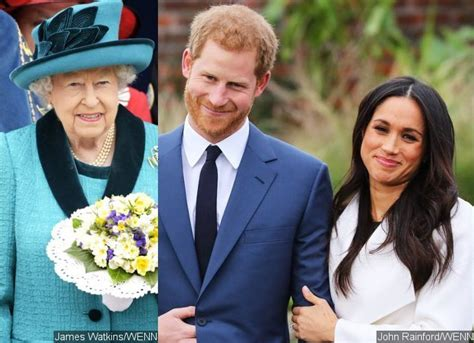 Report: The Queen to Remove Meghan Markle's Nude Pics ...