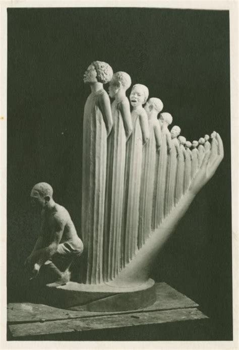 important black woman sculptor