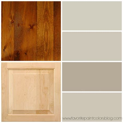 paint colors to go with gray cabinets greige paint colors to go with wood trim and cabinets
