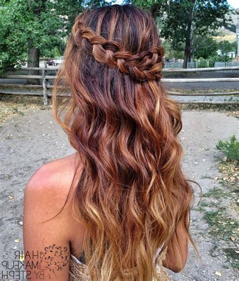 prom hairstyles hairstyle haare fein