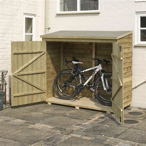 shed bike wooden bike shed ideal secure bike storage for your